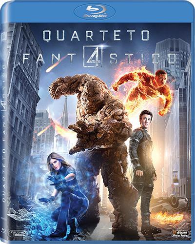 Quarteto Fantástico (2015) Trailer
