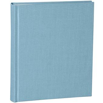 Álbum Para Fotografias Semikolon Classic Médio Azul Céu