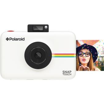 Câmara Compacta Polaroid Snap Touch - Branco