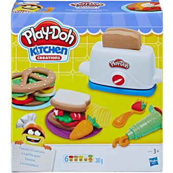 Play-Doh A Torradeira - Hasbro