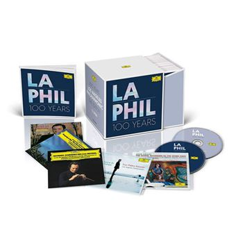 LA Phil Centenary Edition - 32CD + 3DVD