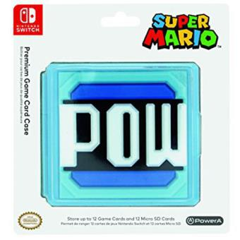 Game Card Case POW - Nintendo Switch