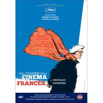 Uma Viagem pelo Cinema Francês (DVD)