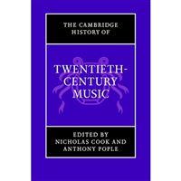 CAMBRIDGE HISTORY OF TWENTIETH CENT