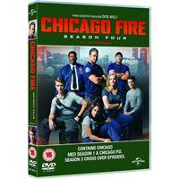 Chicago Fire - Series 4 - 6DVD Importação
