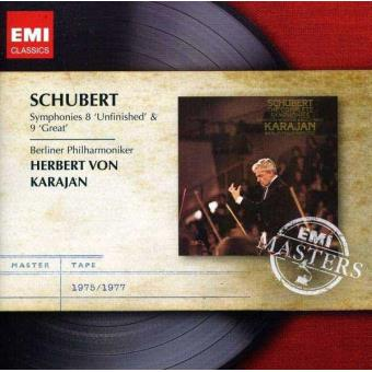 Schubert | Symphonies No.8 & 9
