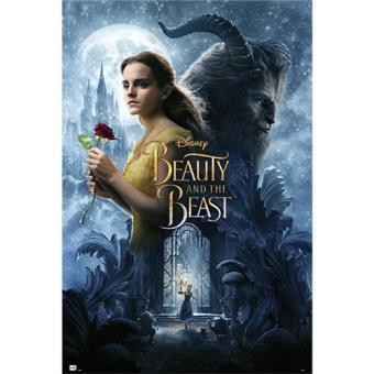 Poster Beauty & The Beast One Sheet