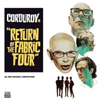 Return of the Fabric Four - CD