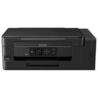 Epson EcoTank ET-2650 5760 x 1440DPI Jato de tinta A4 33ppm Wi-Fi Preto multifunções