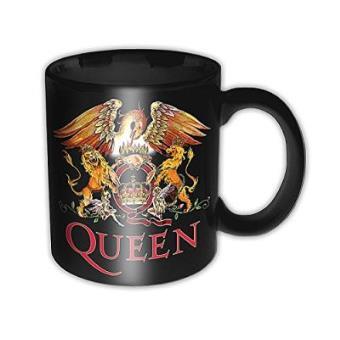 Queen Classic Crest Mug