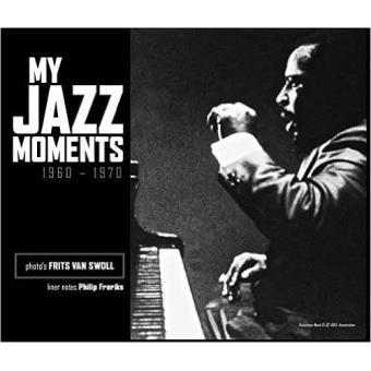 My jazz moments -book+cd-