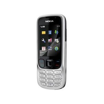 Nokia 6303 classic Steel Silver