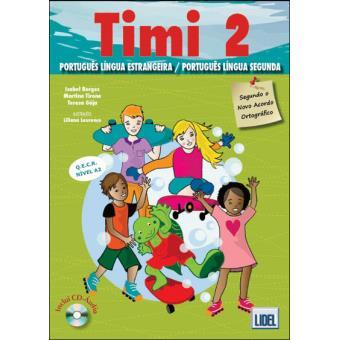 Timi 2 - Livro do Aluno + CD-Áudio