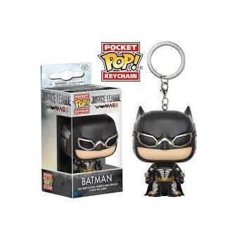 Funko Pocket Pop Keychains : DC Comics Justice League - Batman