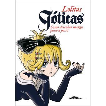 Como Desenhar Manga Passo a Passo: Lolitas Góticas
