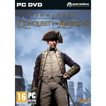 Commander: Conquest of the Americas PC