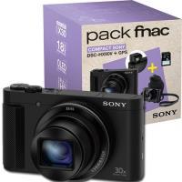 Pack Fnac Sony Cyber-shot DSC-HX90V - Preto