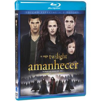 A Saga Twilight: Amanhecer Parte 2 - Edição Especial (Blu-ray)
