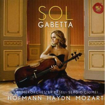 Haydn, Hofmann & Mozart - Cello Concertos - CD
