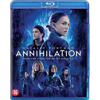 Annihilation | Aniquilação - Blu-ray Importação