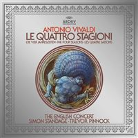 Vivaldi: The Four Seasons - LP 12''