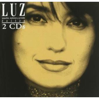 Pequeños,Medianos Y Grandes Exitos | Best of Luz Casal (2CD)