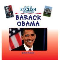 Start-up English Biographies: Barack Obama