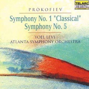 Symphony No.1 & 5