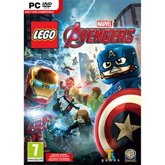 Lego Marvel Avengers Pc Compra Jogos Online Na Fnac Pt