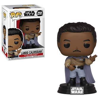 Funko Pop! Star Wars: Lando Calrissian - 291