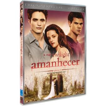 A Saga Twilight: Amanhecer Parte 1 Edição Especial