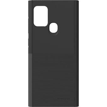 Capa TPU Samsung para Galaxy A21s - Preto