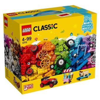 LEGO Classic 10715 Peças sobre Rodas