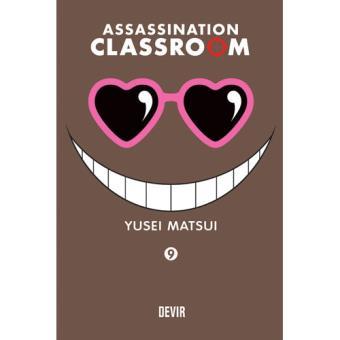 Assassination Classroom - Livro 9: Hora do Embate