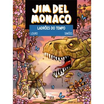 Jim del Monaco - Livro 9: Ladrões do Tempo