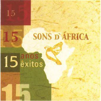 15 Anos Sons d'África - CD