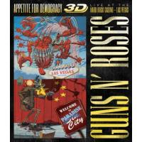 Appetite For Democracy 3D: Live At The Hard Rock Casino - Las Vegas (BD+2CD)