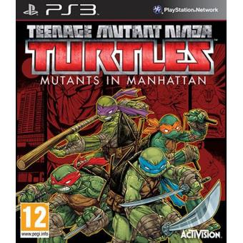 TMNT - Mutants In Manhattan PS3