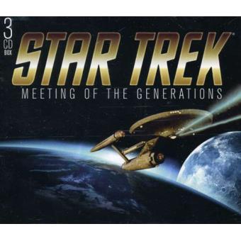 Star Trek: Meeting of the Generations (3CD)