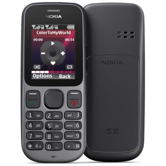 Nokia 101 Dual SIM (Phantom Black)