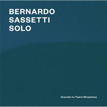 Bernardo Sassetti: Solo - CD