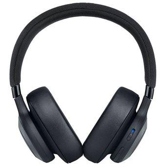 Auscultadores Bluetooth JBL E65BTNC - Preto