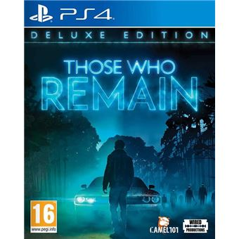 Those Who Remain Deluxe Edition - PS4