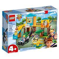LEGO Disney Pixar Toy Story 4 10768 A Aventura no Recreio de Buzz e Bo Peep