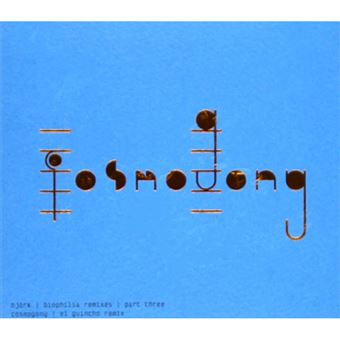 Biophilia Remixes Series 3 - CDS