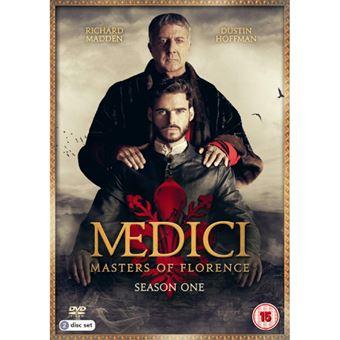 Medici: Masters of Florence - 2DVD Importação