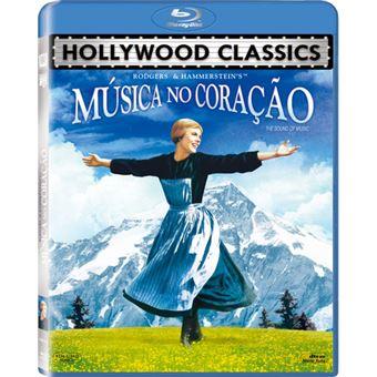Música no Coração - Blu-ray
