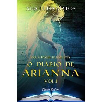 O Diário de Arianna Vol 1