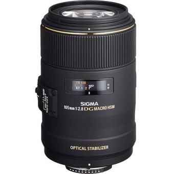 Sigma Objetiva 105mm f/2.8 DG OS Macro (Nikon)
