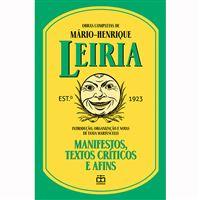 Obras Completas de Mario Henrique Leiria